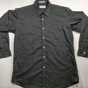 saint laurent shirt black